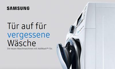 Samsung Addwash Jederzeit Vergessene Wasche Nachlegen