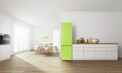 Bosch Kühlschrank Prospekt : Bosch: vario style kühl gefrier kombination küchenstudio dortmund